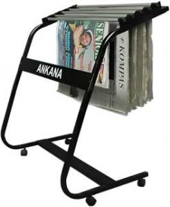 rak koran